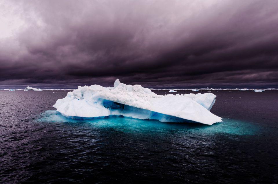 Iceberg en baie de Disko