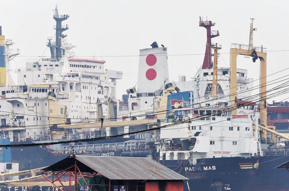 Aux portes des chantiers navals de Chittagong