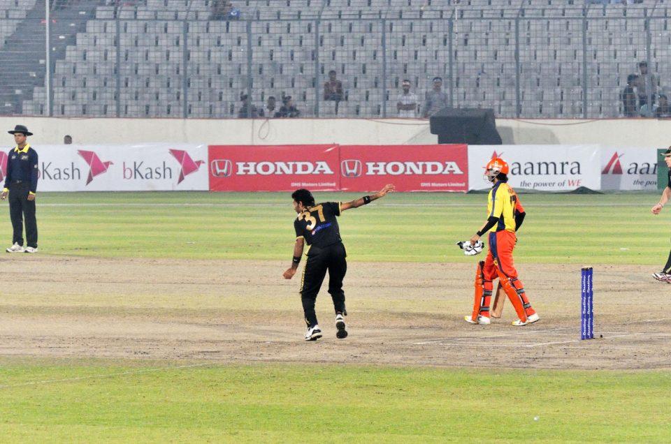 Dhaka et le cricket