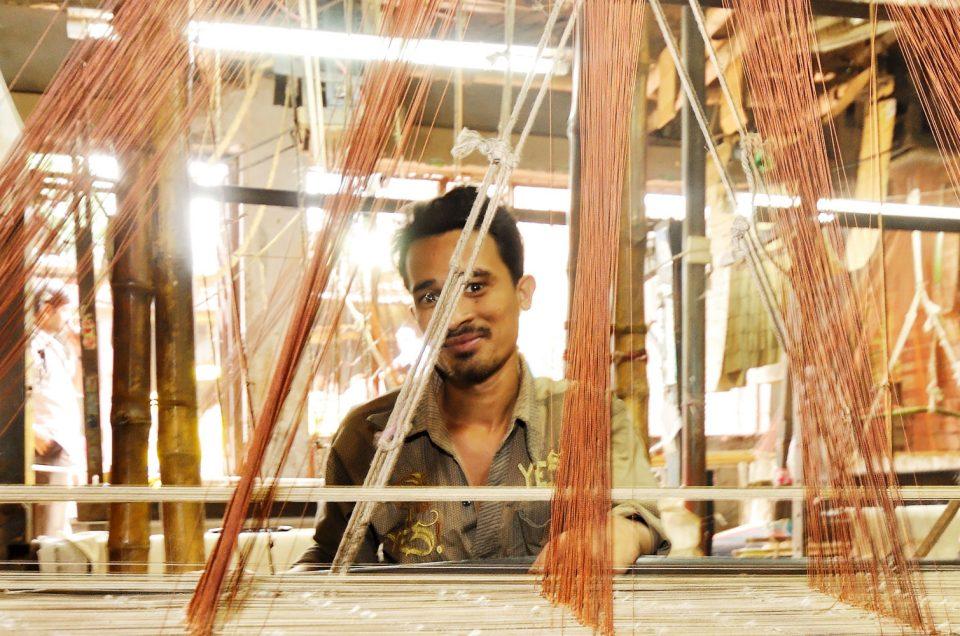 Bangladesh, la tradition textile